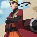 Naruto Cosplay (Cloak) from Naruto Shippuuden