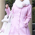 Lolita Dress (09040402-Q Pink)