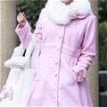Lolita Dress (09040402-Q Pink)