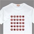 Naruto T Shirt (12) Da Naruto Shippuuden