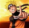 Naruto Uzumaki Cosplay Costume from Naruto Shippuuden