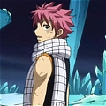 Natsu Cosplay (Black)  from Fairy Tail