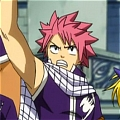 Natsu Cosplay (Team Fairy Tail A) from Fairy Tail