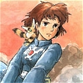 Nausicaa Cosplay from Nausicaa of the Valley of the Wind