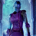 Nebula Cosplay from Guardians of the Galaxy