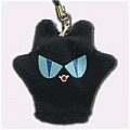 Nekozawa Puppet (Black Cell Phone Accessory) from Ouran High School Host Club