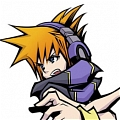 Neku Cosplay from The World Ends With You