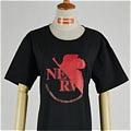 Neon Genesis Evangelion T Shirt (Black 01) from Neon Genesis Evangelion