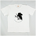 Neon Genesis Evangelion T Shirt (White 01) from Neon Genesis Evangelion