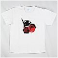 Neon Genesis Evangelion T Shirt (White 02) from Neon Genesis Evangelion