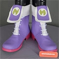 Neptune Shoes De  Hyperdimension Neptunia