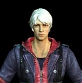 Nero Costume Desde Devil May Cry 4