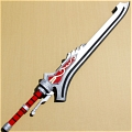 Nero Sword (Red Queen) from Devil May Cry 4