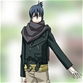 Nezumi Cosplay (Black) von No 6