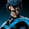 Nightwing Cosplay von Batman