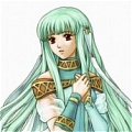 Ninian Cosplay from Fire Emblem