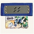 Ninja HeadBand Mist Village Blue from Naruto