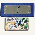 Naruto Headband (Blue,Sound Village,Package) Da Naruto