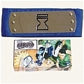 Naruto Headband (Blue,Sand Village,Package) Da Naruto