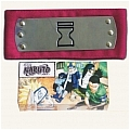 Ninja Headband Sand Village Red from Naruto