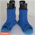 Ninja Shoes (Blue) Desde Naruto