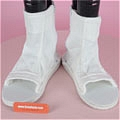 Ninja Shoes (White) from Naruto