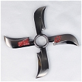 Ninja Shuriken from Naruto