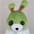 Noiz Rhyme Rabbit Head from Dramatical Murder