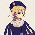 Norway Cosplay (Medieval) from Axis Powers Hetalia