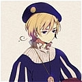 Norway Cosplay (Medieval,2nd) from Axis Powers Hetalia