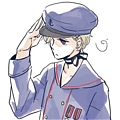 Noruega Costume (Sailor) Desde Hetalia: Axis Powers