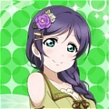 Nozomi Wig (Light purple) from Love Live!