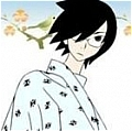 Nozomu Cosplay Wig from Sayonara, Zetsubou-Sensei