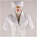Nurse Costume Cosplay Uniform (Motoko)