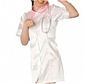Nurse Costume Cosplay Uniform (Neko)