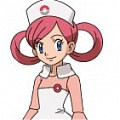 Nurse Joy Cospaly from Pokemon X and Y