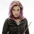 Nymphadora Tonks Cosplay from Harry Potter