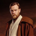 Obi-Wan Cosplay von Star Wars