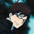 Okumura Wig from Blue Exorcist