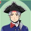 Old Fritz Cosplay from Axis Powers Hetalia