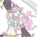 Olivia Cosplay from Fire Emblem Awakening