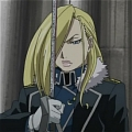 Olivier Cosplay from FullMetal Alchemist