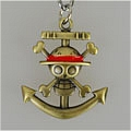 One Piece Accessory (Luffy Key Ring) Da One Piece