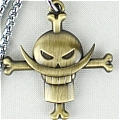 One Piece Accessory (Whitebeard Key Ring) Da One Piece