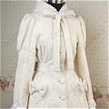Lolita Dress (08040400-B White)