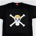 One Piece T Shirt (Black 05) Desde One Piece