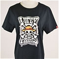 One Piece T Shirt (Black 07) Desde One Piece