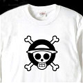 One Piece T Shirt (Luffy) Da One Piece