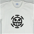 One Piece T Shirt (White 04) von One Piece