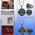 Oosora Ring and Necklace (Set) De  Katekyo Hitman Reborn